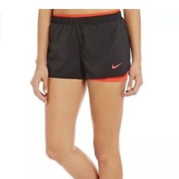 save up to 80% clearance prices excellent quality Nike Women's 2-In-1 Running Dri- Fit Running Short
